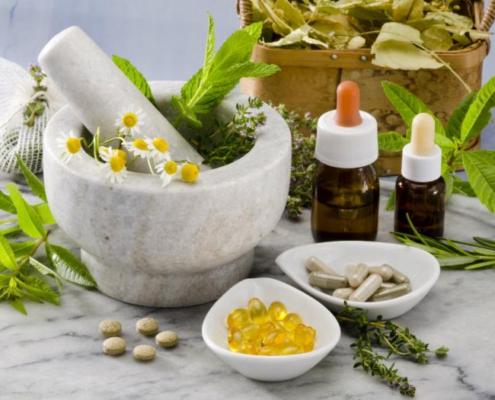 Productos homeopaticos y medicamentos-productos sanitarios